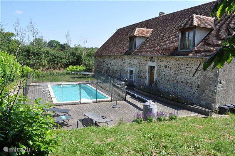 Vacation rental France, Centre, Lignac holiday house Le Marronnier