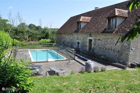 Vacation rental France, Indre, Lignac holiday house Le Marronnier