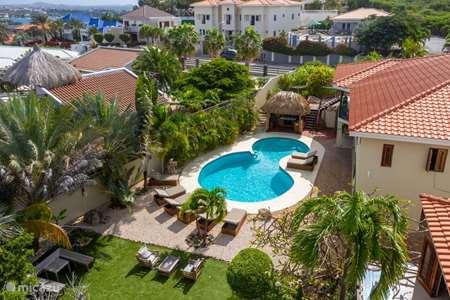 Vakantiehuis Curaçao, Banda Ariba (oost), Jan Thiel villa Tip!! Villa Sans Soucis