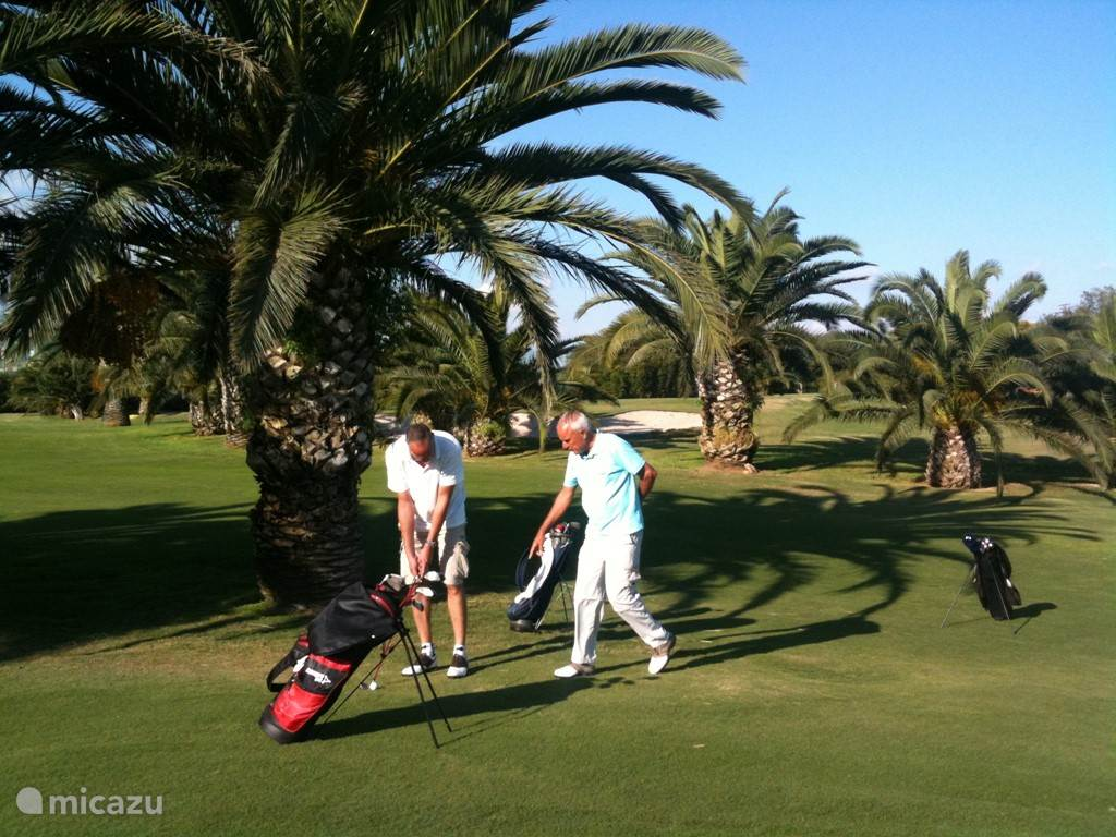Il Plantio; 1 van de mooiste golfcourses aan de Costa Blanca.