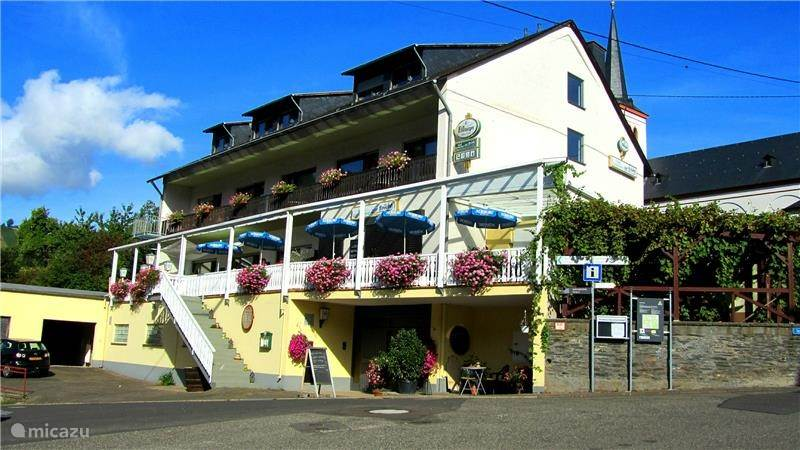 Vakantiehuis Duitsland, Moezel, Bernkastel pension / guesthouse Vakantiehuis Zur Brücke