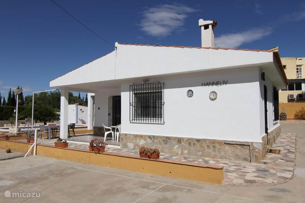 Vakantiehuis Spanje, Costa Blanca, Muchamiel - Alicante Vakantiehuis Hanneliv - bungalow met privézwembad