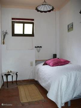 1 pers slaapkamer