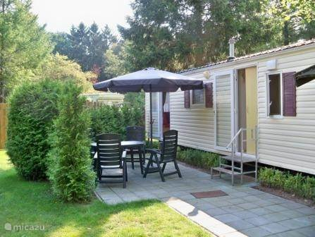 Vacation rental Netherlands – mobile home Mobile Koolmees