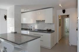 Luxe open keuken