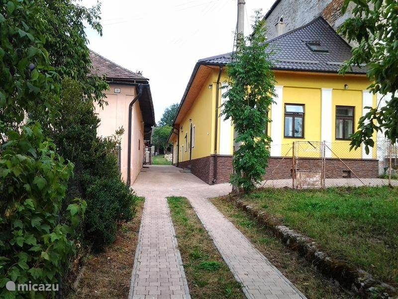 Vakantiehuis Slowakije – vakantiehuis Partizanska Lupca