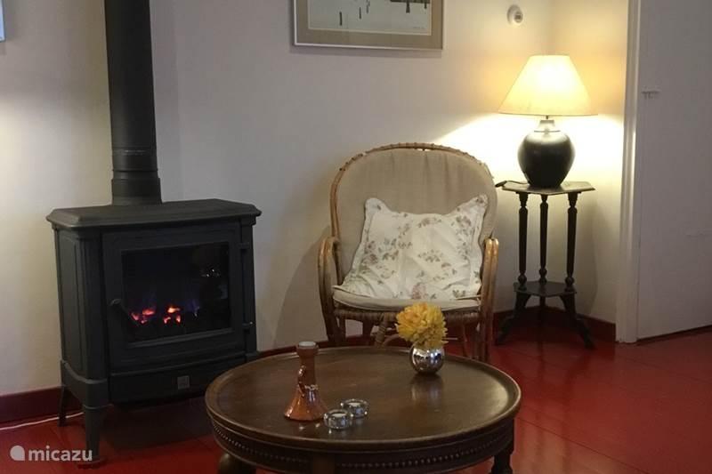 Vakantiehuis Nederland, Drenthe, Diever Appartement Appartement 'Tuinhuis'