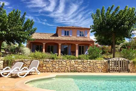 Vacation rental France – villa Villa Fleur