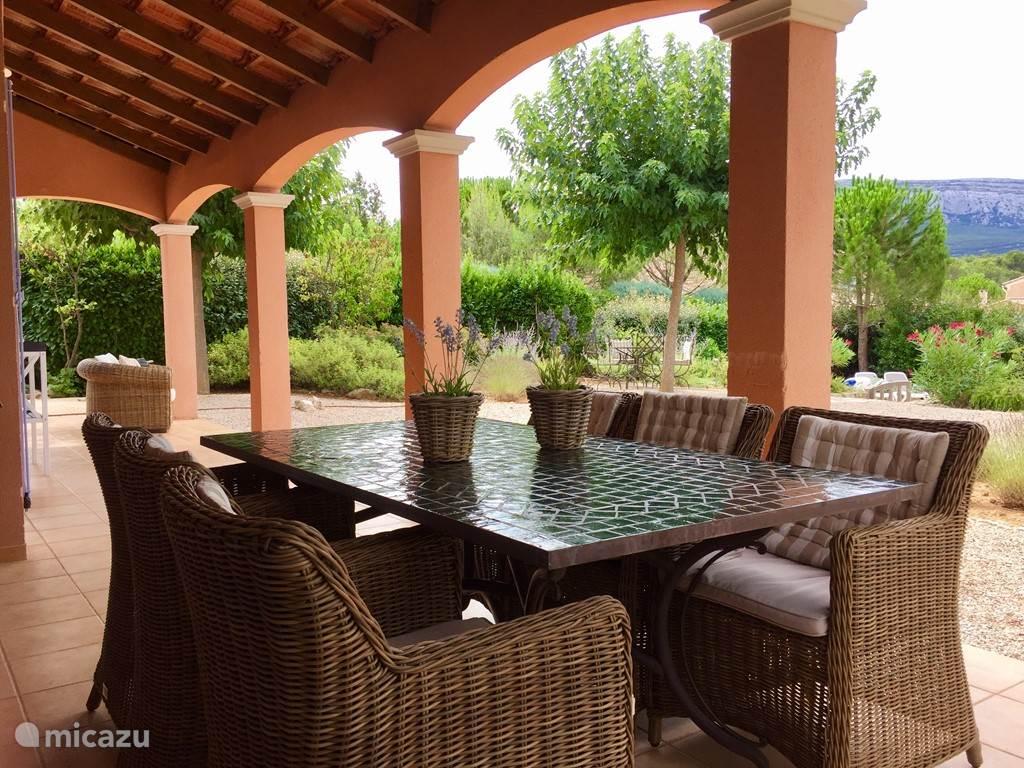 Vakantiehuis Frankrijk, Provence, Nans-les-Pins Villa Villa Fleur