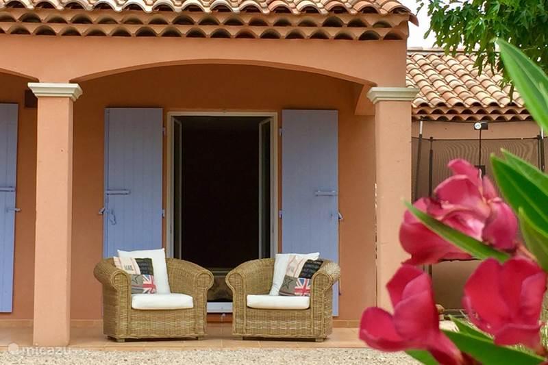 Vakantiehuis Frankrijk, Var, Nans-les-Pins Villa Villa Fleur