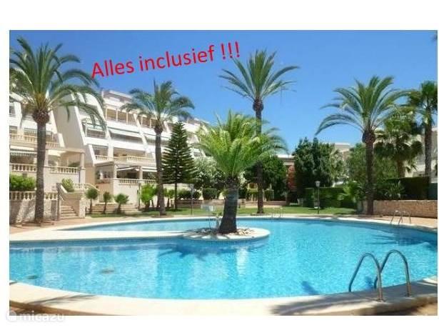 Vakantiehuis Spanje, Costa Blanca – appartement Casa Coronita