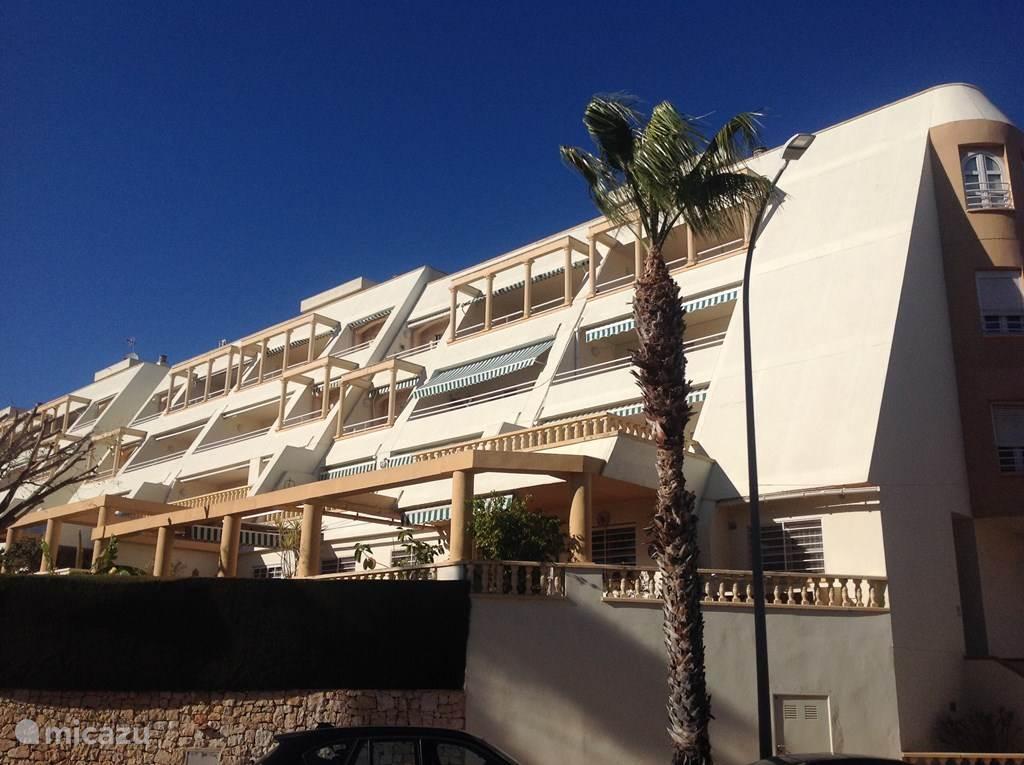Ferienwohnung Spanien, Costa Blanca, Javea Appartement Casa Coronita