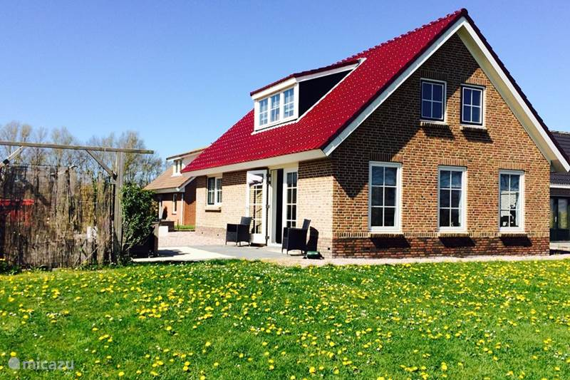 Vakantiehuis Nederland, Friesland, Tzummarum Vakantiehuis Bargereed 88 Tzummarum