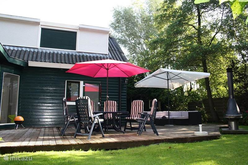 Vakantiehuis Nederland, Noord-Holland, Loosdrecht Vakantiehuis Vakantiehuis de Zuwe (te Kortenhoef)