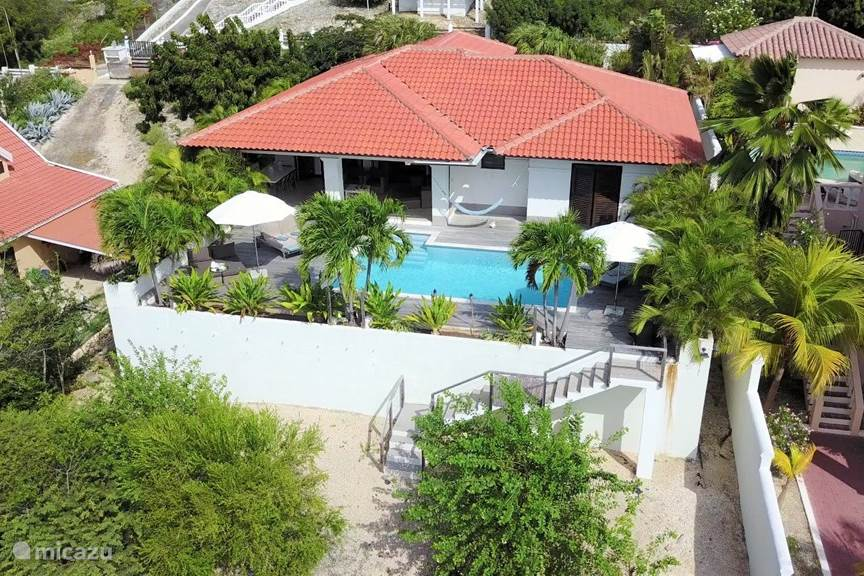 Vacation rental Bonaire, Bonaire, Santa Barbara villa Villa @ the Breeze
