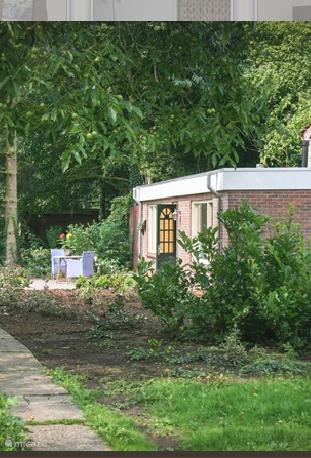 Het rustig gelegen huisje