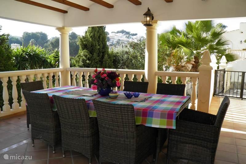 Ferienwohnung Spanien, Costa Blanca, Moraira Villa Casa Palomino, Rollstuhlfreundlich!
