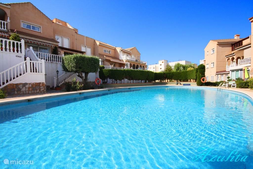 Vakantiehuis Spanje, Costa Blanca, Albir - appartement Super fijn appartement met zwembad