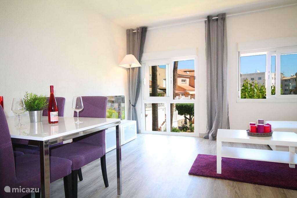 Vakantiehuis Spanje, Costa Blanca, Albir Appartement Super fijn appartement met zwembad