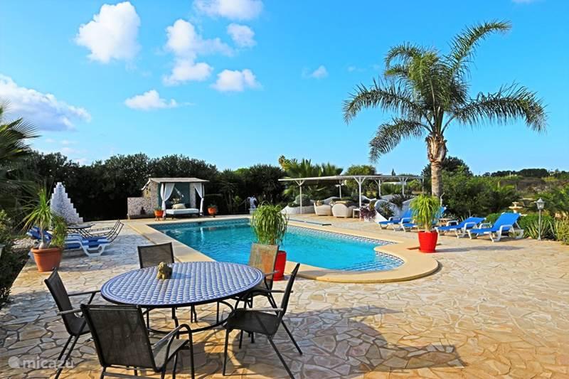Vakantiehuis Spanje, Costa Blanca, Dénia Villa Villa Mariposa met gastenverblijf