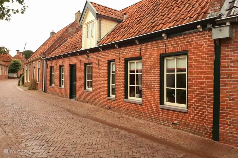 Vakantiehuis Nederland, Groningen, Winsum Vakantiehuis Op en bie ´t woater