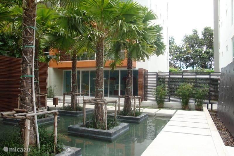 Vakantiehuis Thailand, Centraal-Thailand, Hua Hin appartement Condo dichtbij het strand The Breeze