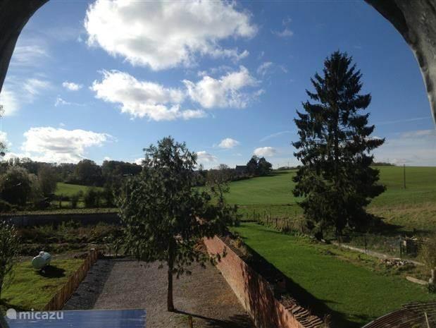 uitzicht tuin