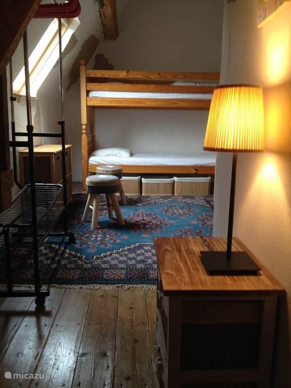 slaapkamer stapelbedjes