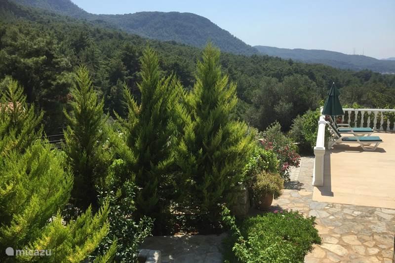 Vakantiehuis Turkije, Lycische Kust, Fethiye Villa Villa Valley View