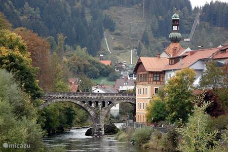 Historic town of Murau