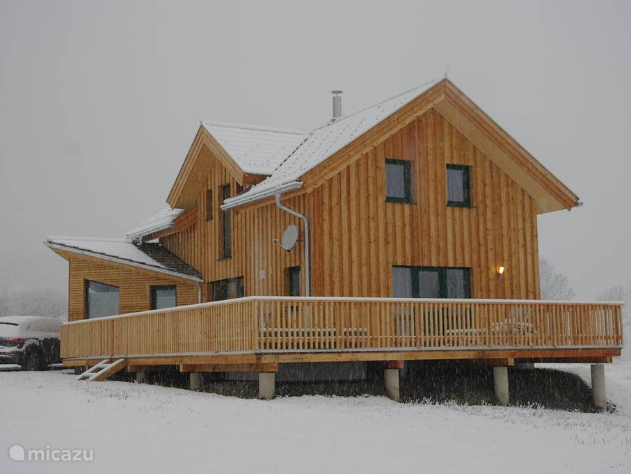 Golf, Oostenrijk, Stiermarken, Sankt Lorenzen ob Murau , chalet Kreischberg Wellness chalet