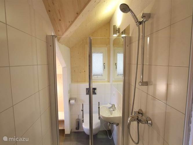 Bathroom en suite.