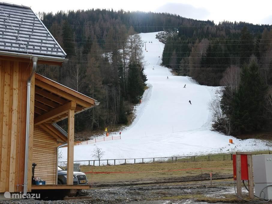 Vakantiehuis Oostenrijk, Stiermarken, Sankt Lorenzen ob Murau Chalet Kreischberg Wellness chalet