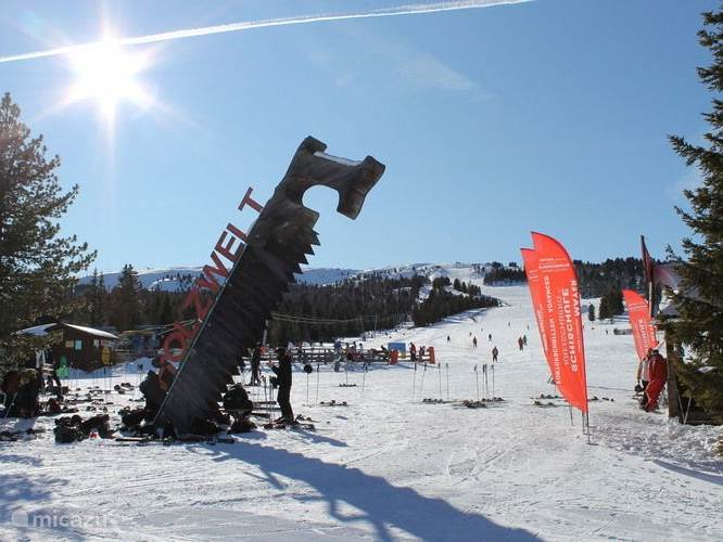The Kreischberg ski area has many ski schools. Besides the largest ski Maier, there are also smaller schools. Of course you can also go for snowboarding.