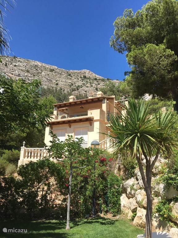 Vakantiehuis Spanje, Costa Blanca, Altea Hills - villa Casa van Gameren & de Ruiter