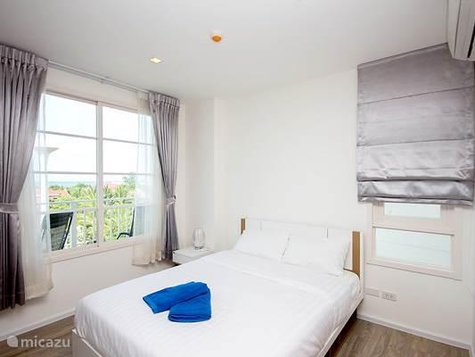 Vakantiehuis Thailand, Centraal-Thailand, Hua Hin Appartement 2 slaapkamer / 2 badkamer condo