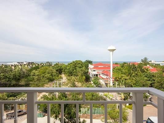 uitzicht van balkon