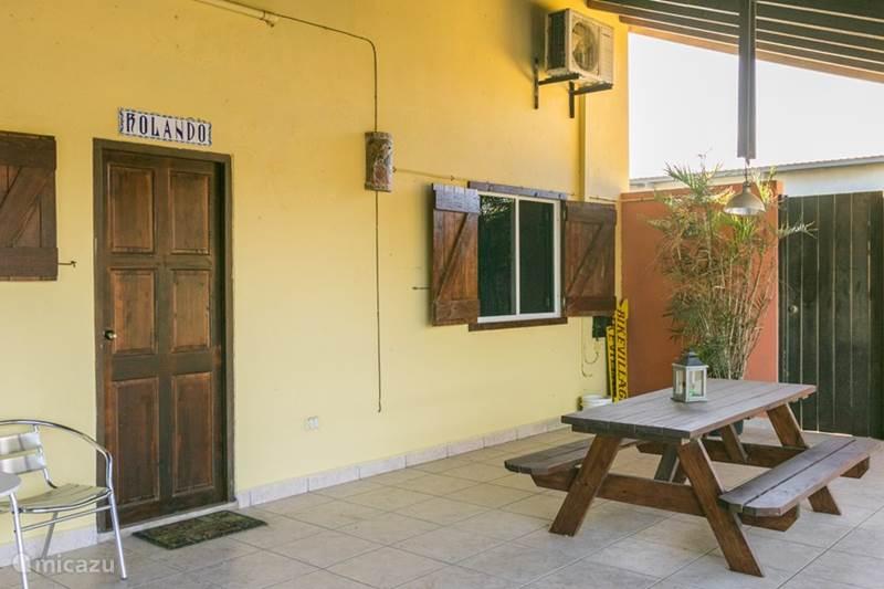 Vacation rental Aruba, Oranjestad, Balashi Apartment Courage Apartments - Rolando