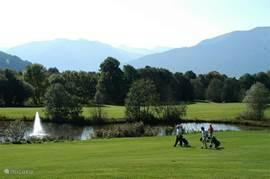 Golf Holidays & Golf Courses in Saalfelden, Austria.   Golf Club & Academy Urslautal.
