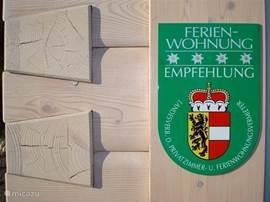 Geclassificeerd: 4 Sterren & 4 Edelweiss. Lid: Privatvermieter Verband Salzburg. ZOOVER AWARD WINNAAR 2010, 2011, 2012, 2013 en 2014. BEOORDELINGEN: www.zoover.nl
