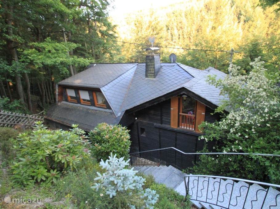 Vacation rental Germany, Eifel, Manderscheid - chalet Holiday Constance