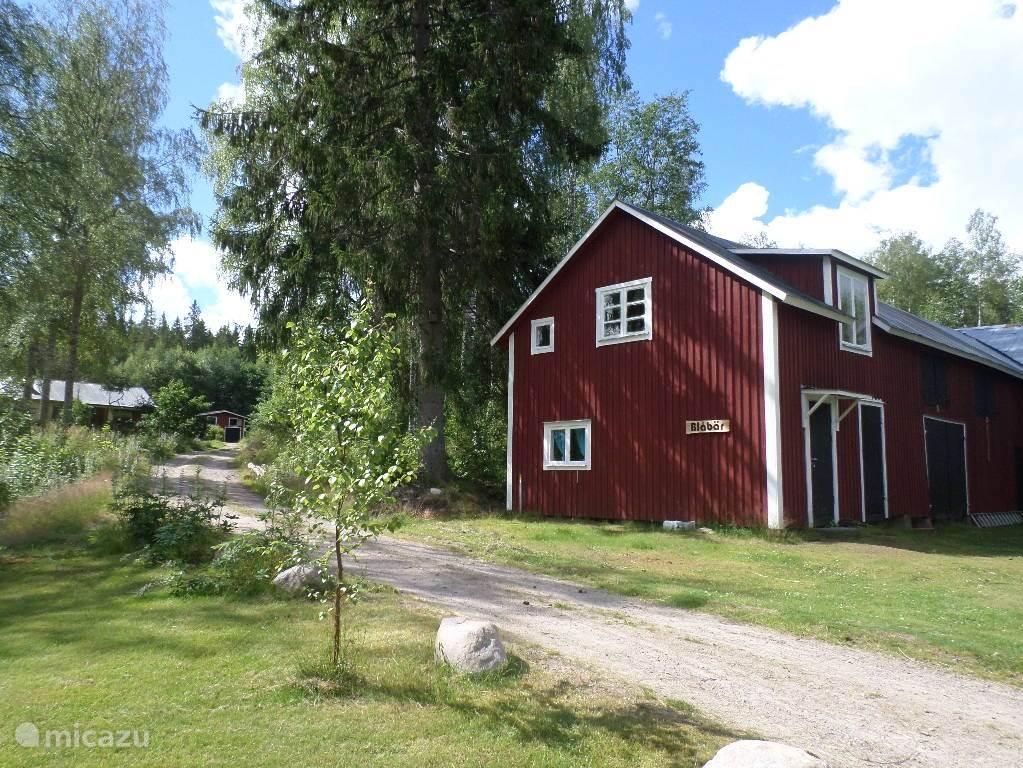 Vakantiehuis Zweden, Värmland, Lakene – vakantiehuis Blåbär