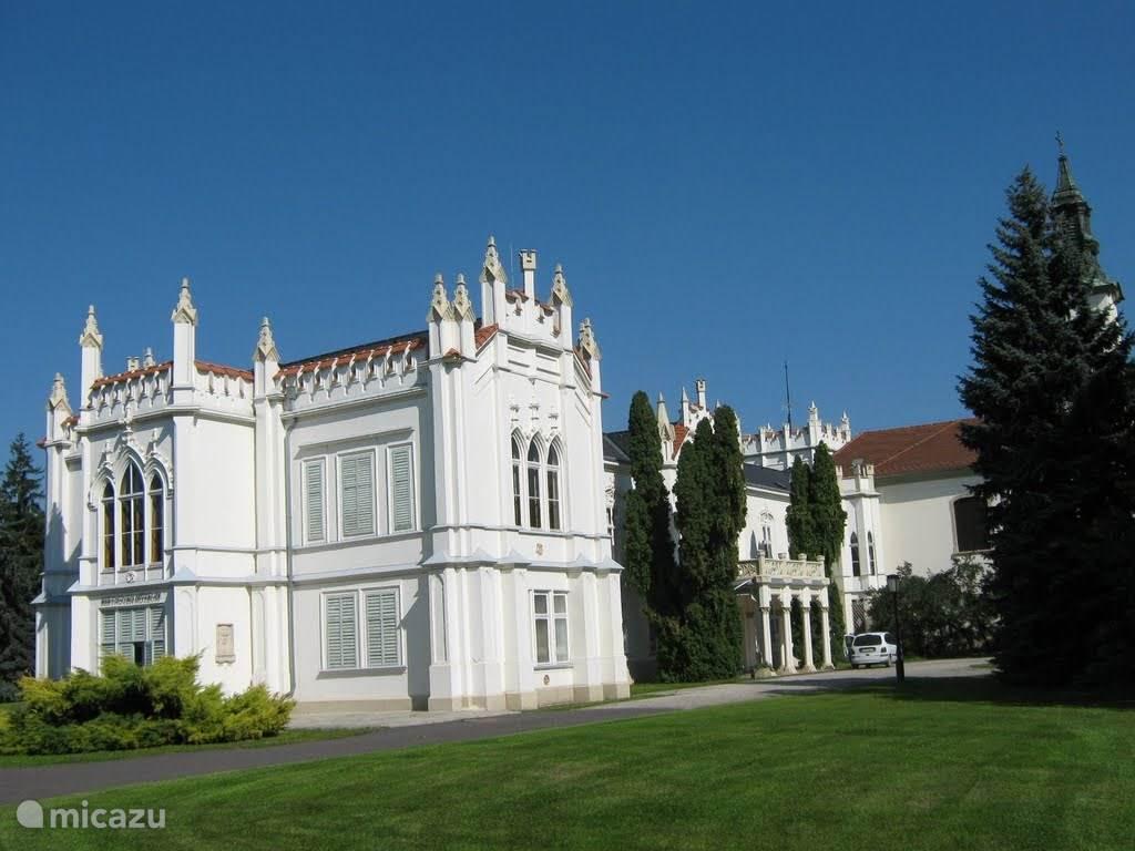 Beethoven kasteel Martonvasar