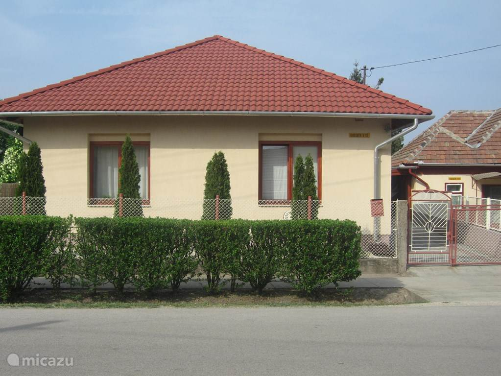 Vacation rental Hungary, Budapest, Ercsi - holiday house Holiday home near Budapest