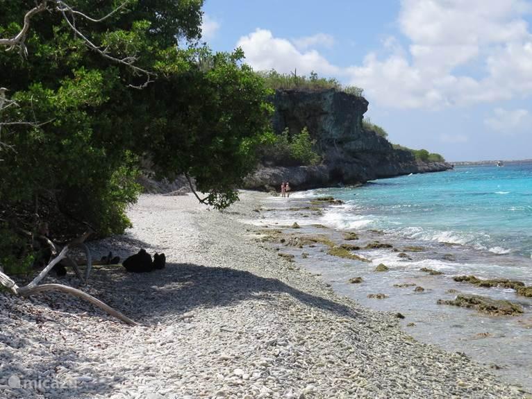 Strand op 2 minuten afstand