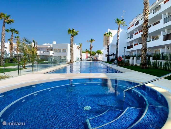 Vakantiehuis Spanje, Costa Blanca, Orihuela Costa appartement casa blanca