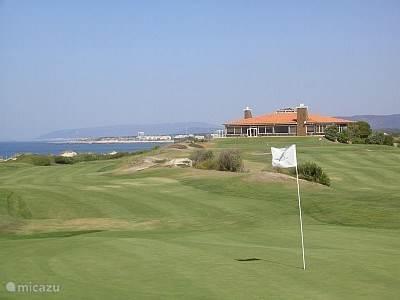 Golf baan op 1km afstand