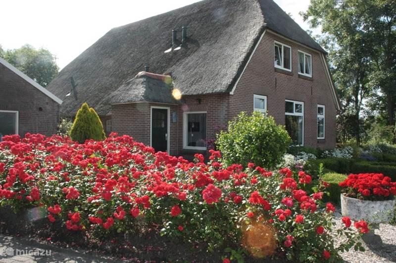 Vakantiehuis Nederland, Gelderland, Klarenbeek Boerderij Vakantiehuisje 'De Rozentuin'
