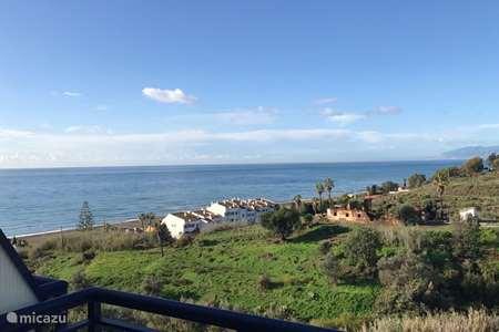 Vakantiehuis Spanje, Costa del Sol, Benajarafe - appartement Paraiso del Sol  ALL- IN + Wifi