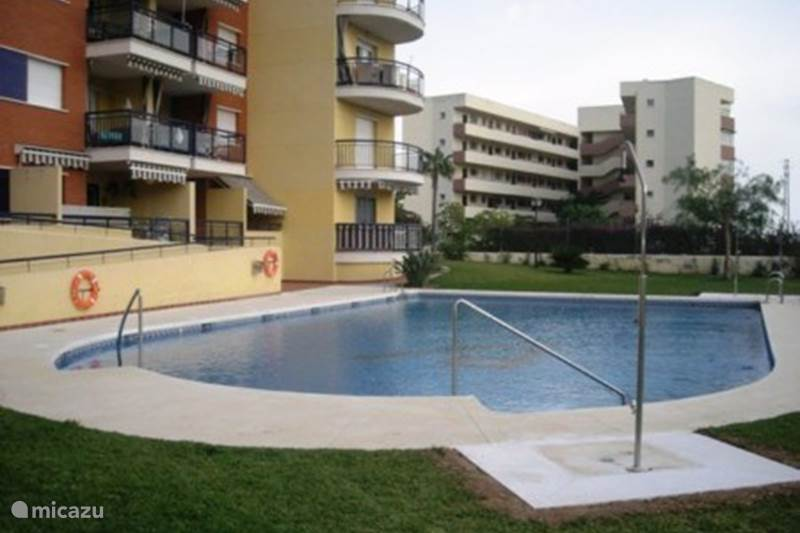 Vakantiehuis Spanje, Costa del Sol, Benajarafe Appartement Paraiso del Sol  ALL- IN + Wifi